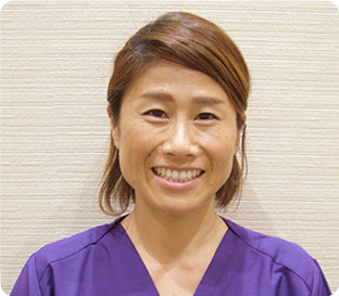 テラスモール歯科クリニック 歯科衛生士 青木